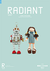 RADIANT_ISSUE6表紙